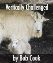 Vertically Challenged – Bob Cook